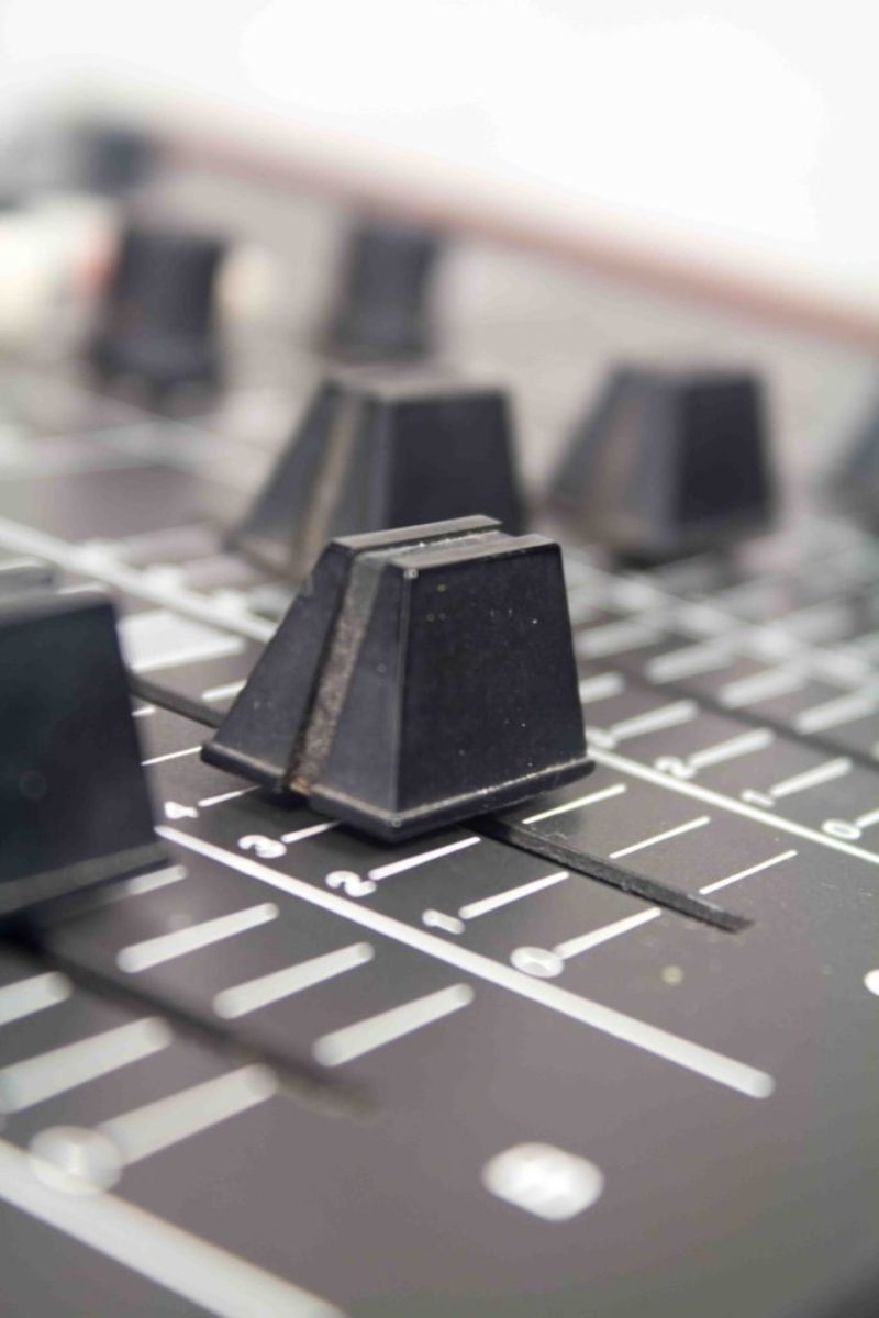 About TevSound - Teac Model 2 faders