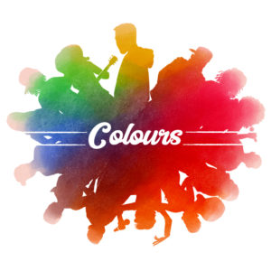 Colours EP Cover